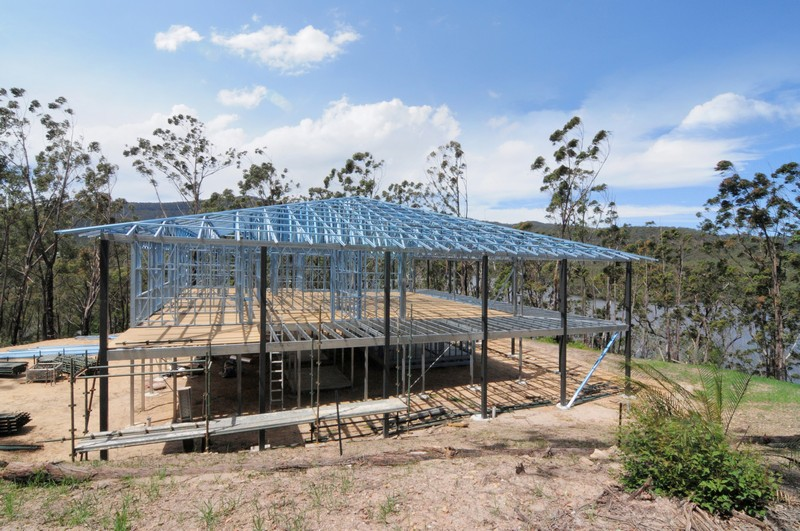 Steel Frames | Go-Steel Building Products